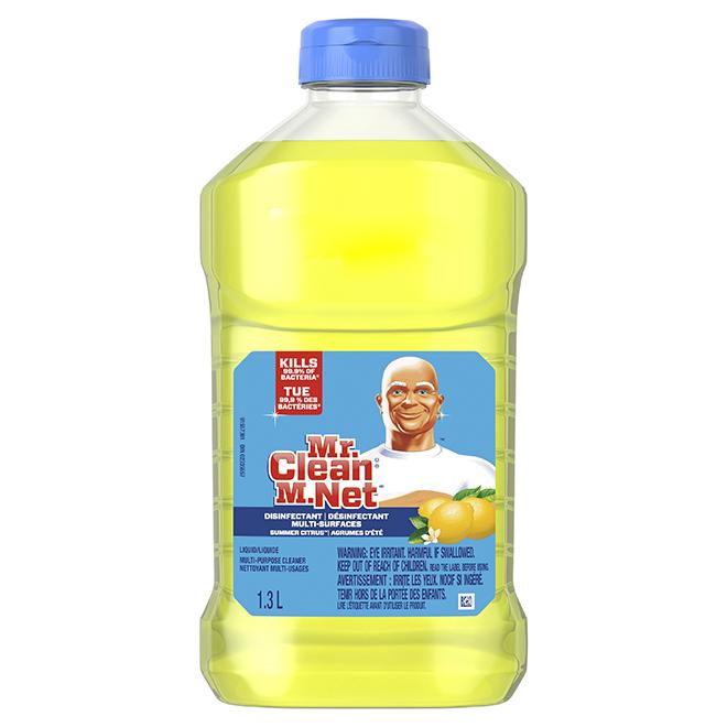 All-Purpose Cleaner Mr.Clean - Summer Citrus - 1.3 Litre