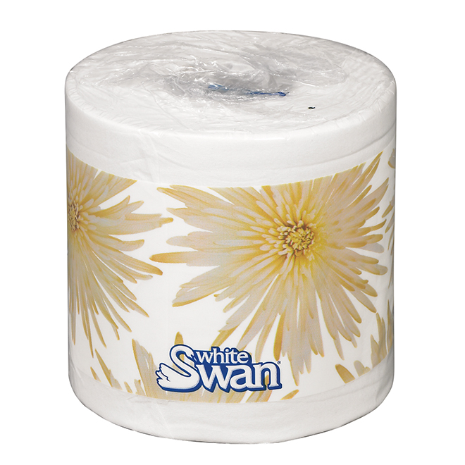 """White Swan"" Bathroom Tissue"