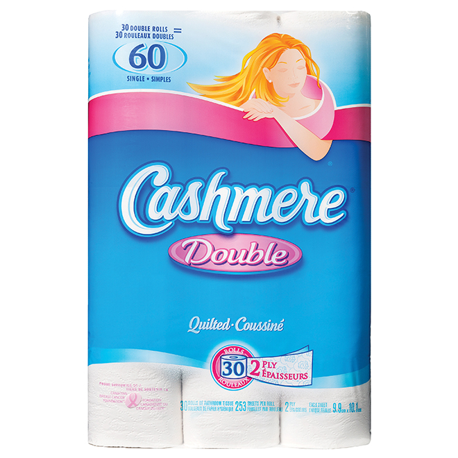 """Cashmere"" Bathroom Tissue"