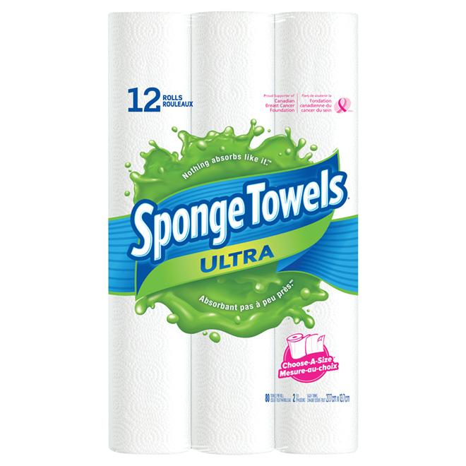 Essuie-tout «Sponge Towels»