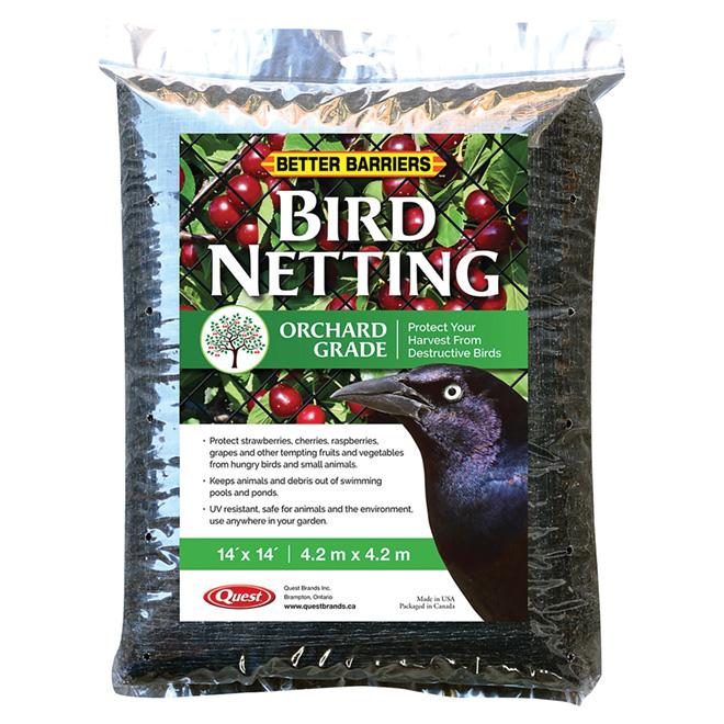 Netting - Protective Netting - 14' x 14'