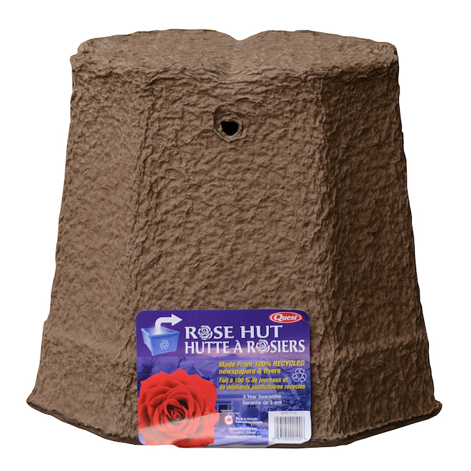 Quest Recycled Materials Rose Cover - 13.8-in x 17.04-in x 15-in