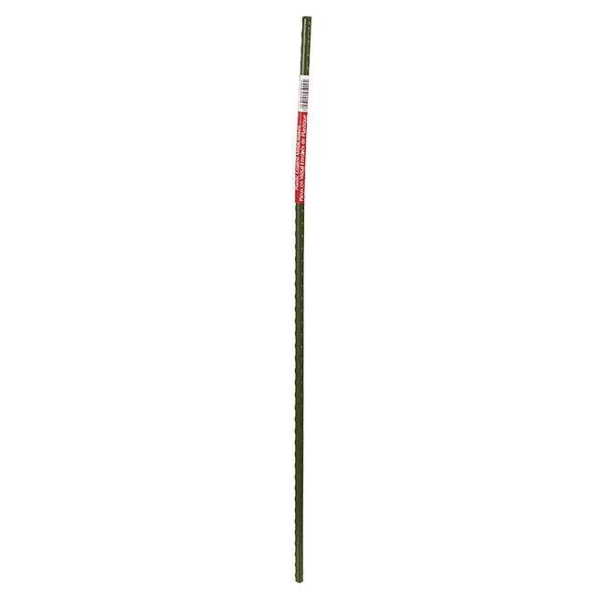 Plasticized Metal Stake - 2' - Green