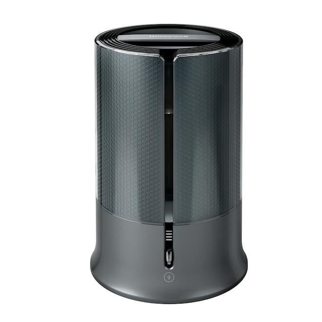 Humidificateur ultrasonique, Kaz Canada, série Design, noir