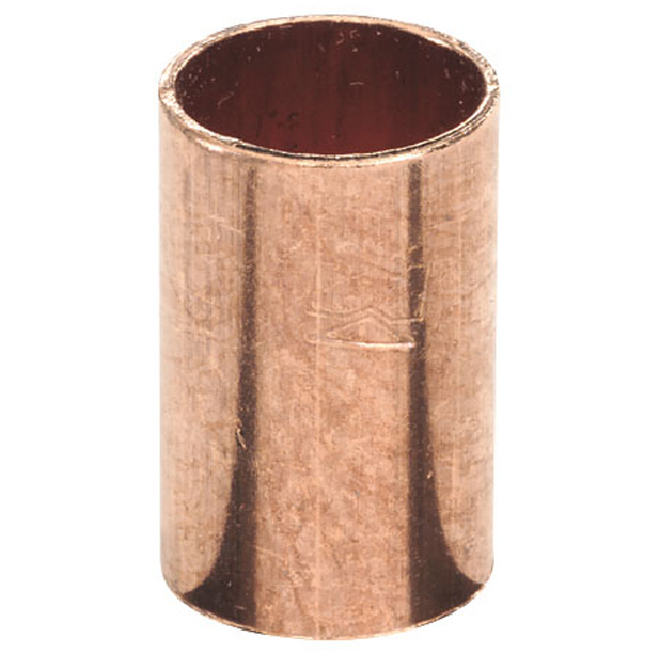 1-in Copper coupling