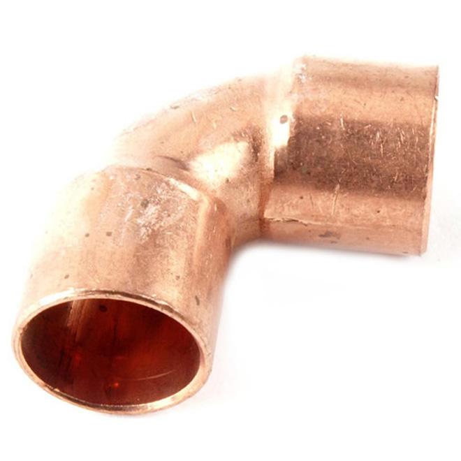 1/2-in Copper elbow