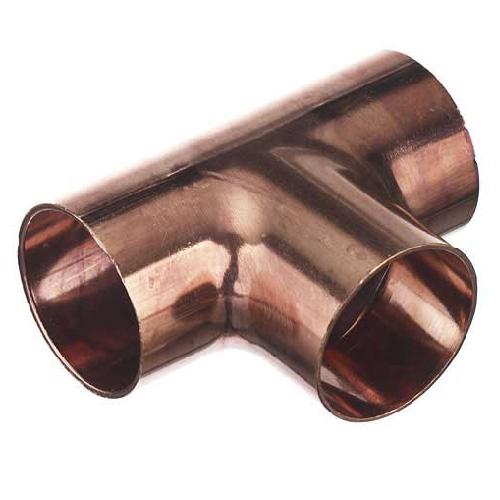 1-in Copper Tee
