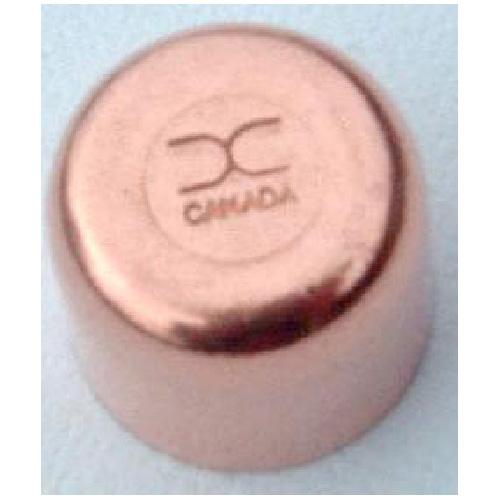 1/2-in Copper Cap