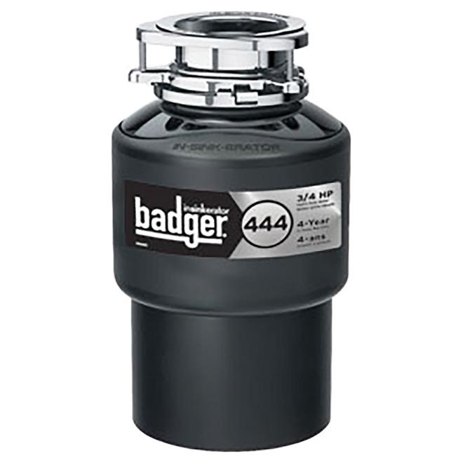 in sink erator broyeur  u00e0 d u00e9chets  u00ab badger 444  u00bb 76076