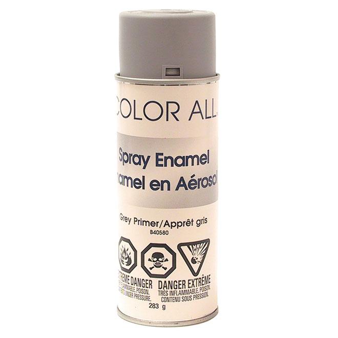 Enamel Spray Paint - Grey