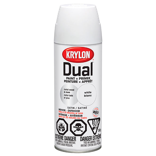 """""""Dual"""" 2-In-1 Primer and Paint"""