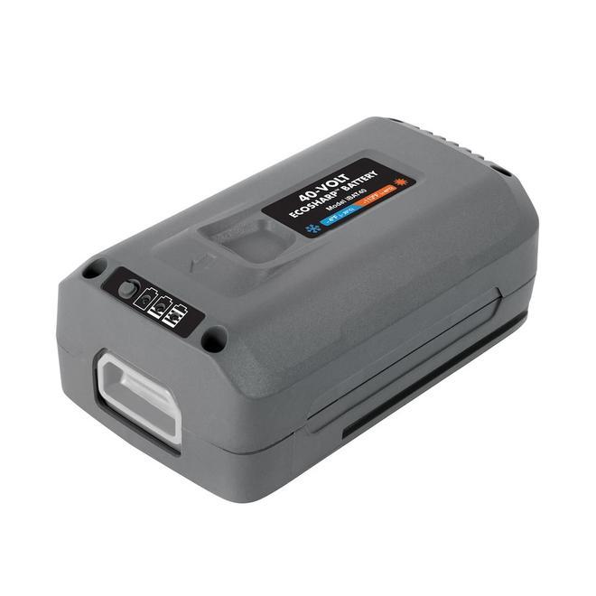 40-Volt Lithium-Ion Battery - 4.0Ah