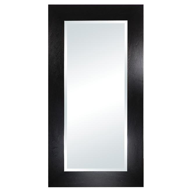 """""""Wenge Dusk"""" Mirror"""