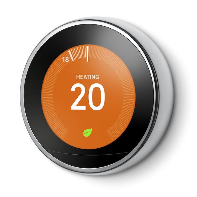 Nest Wi-Fi Smart Thermostat 3rd Generation