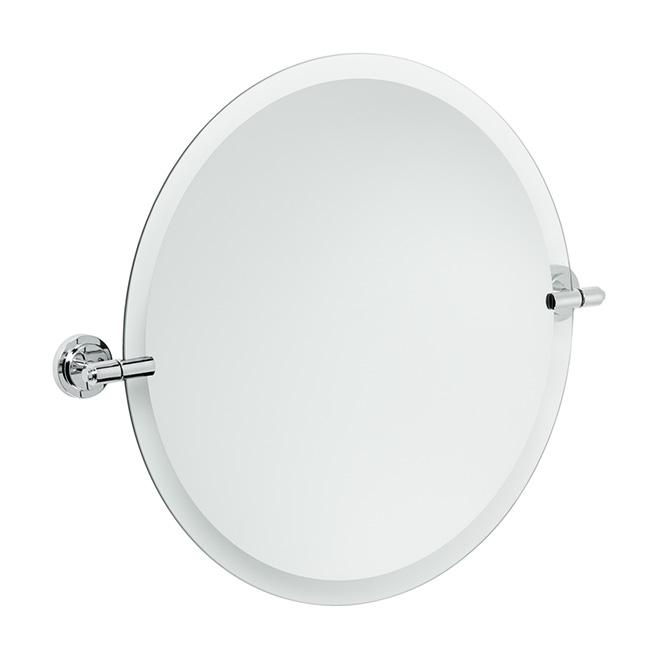 """Iso"" Mirror - Chrome"