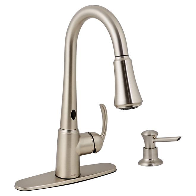 """""""Delaney"""" 1-Handle Kitchen Faucet"""