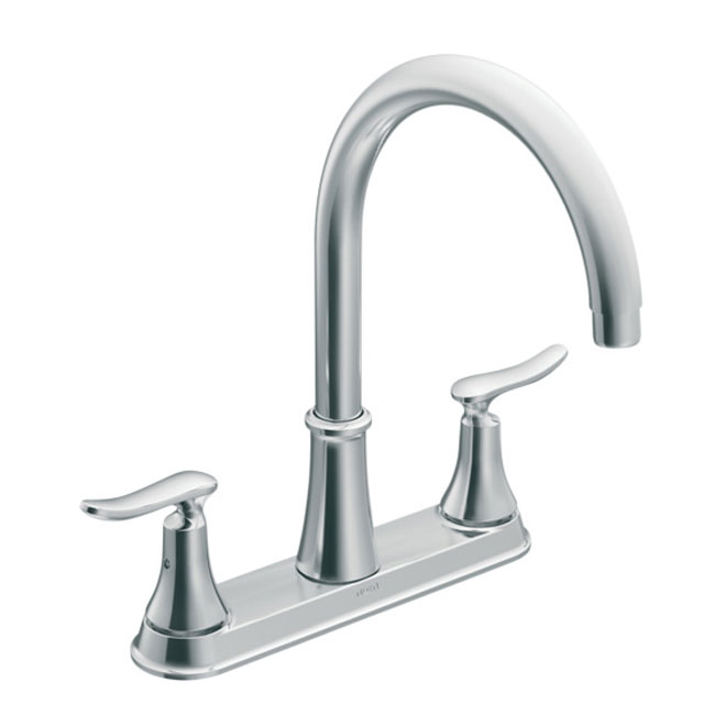 Quinn 2-handle kitchen Faucet