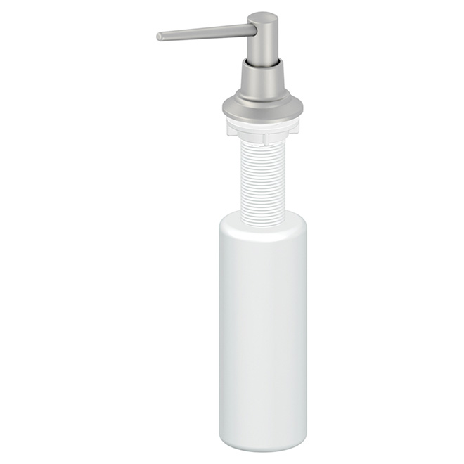Soap Dispenser - Brushed Nickel