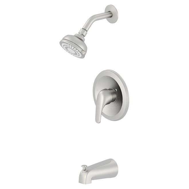 Bath-Shower Faucet