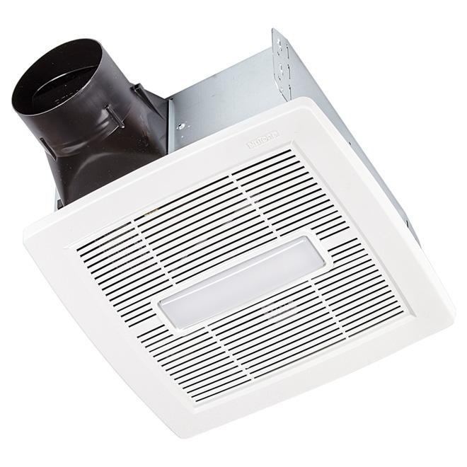 Ventilateur de salle de bains InVent, 90 pi³/min