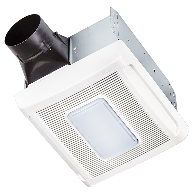 Ventilateur de salle de bain, Série «Invent», 70 PCM