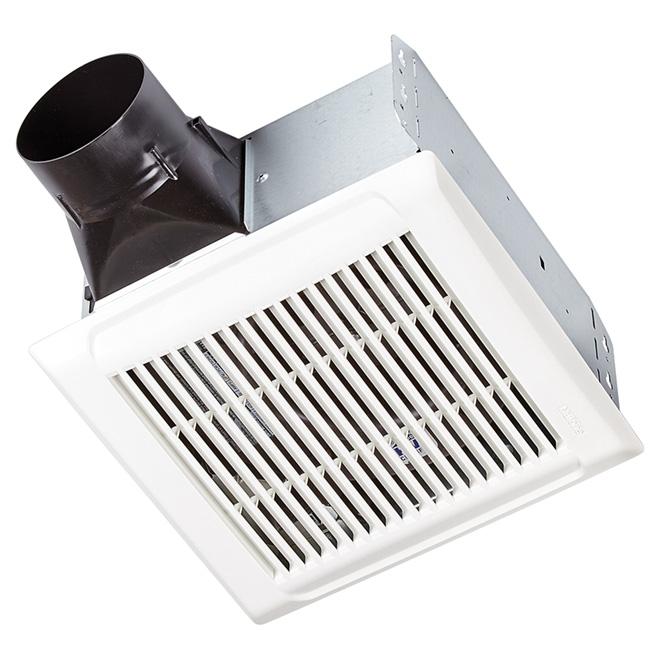 Ventilateur de salle de bain, Série «Invent», 80 PCM