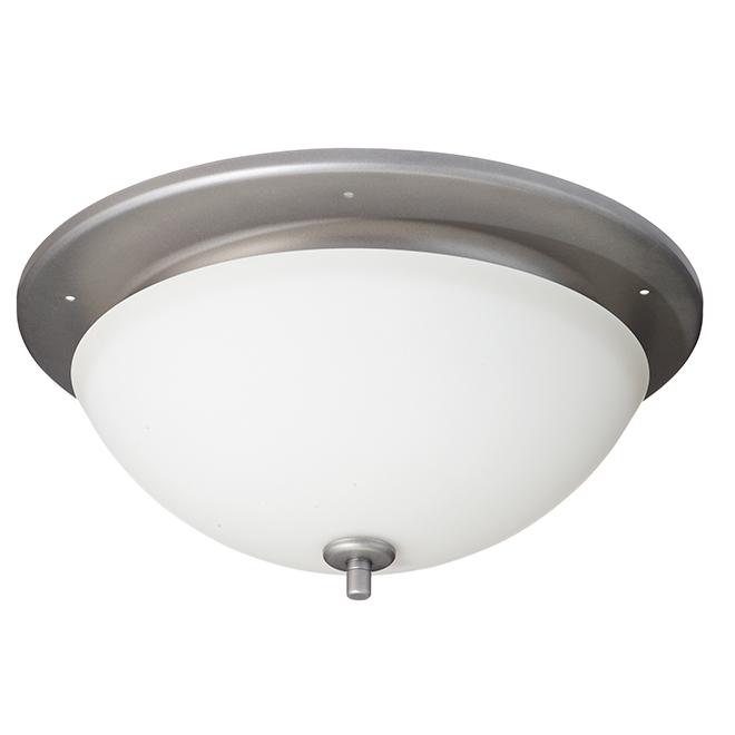 Ventilateur/luminaire de salle de bain, blanc, 70 PCM