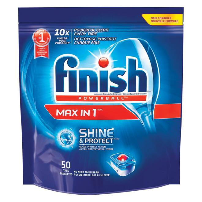 """""""Max in 1"""" Dishwash Detergent 50 tabs"""