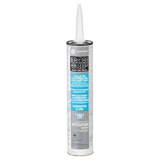 Adhésif Iron Grip, 299 ml, transparent