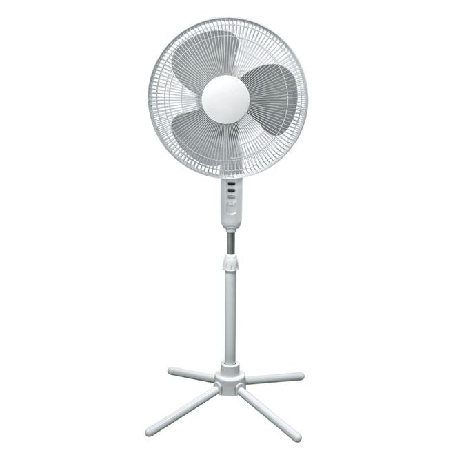 Fan - 16-in Pedestal Fan