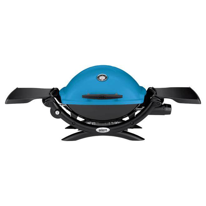 Barbecue portatif, gaz propane liquide Weber Q1200, 8500 BTU