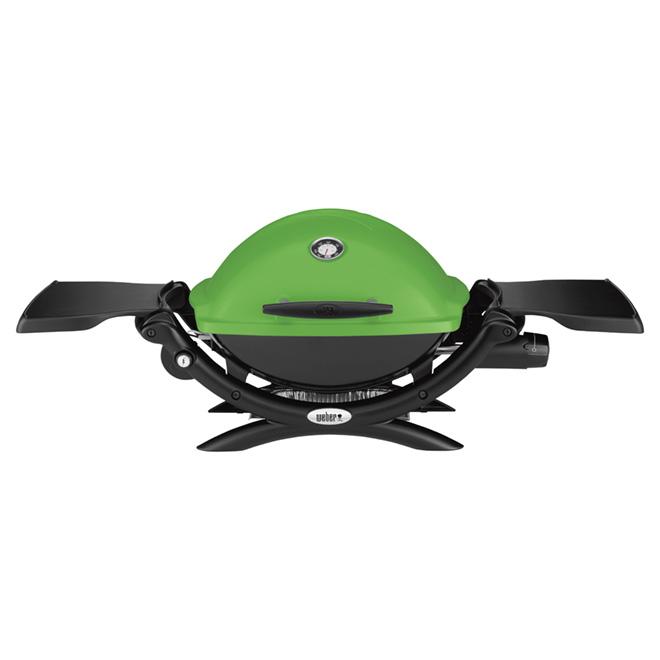 Weber Q1200 Liquid Portable Propane Gas Barbecue - 8500 BTU