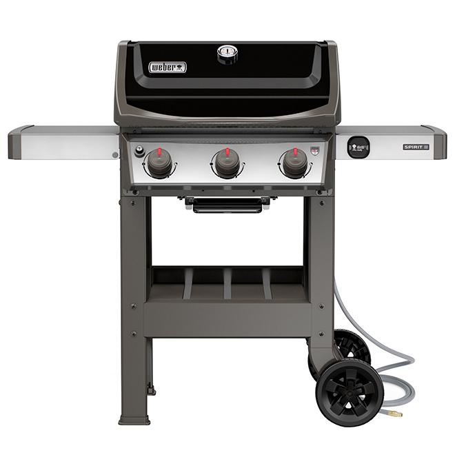 Weber Summit E-670 Barbecue /à gaz Noir