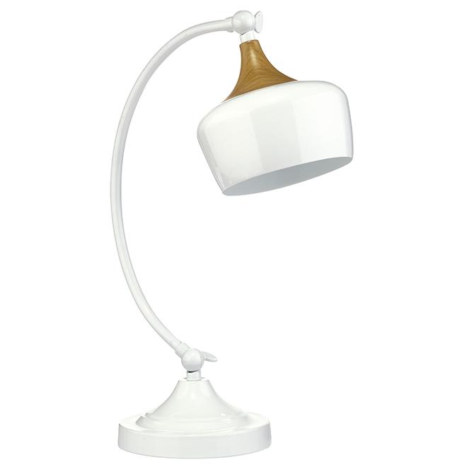 Table Lamp - Metal - URBANIA - 60 W - White