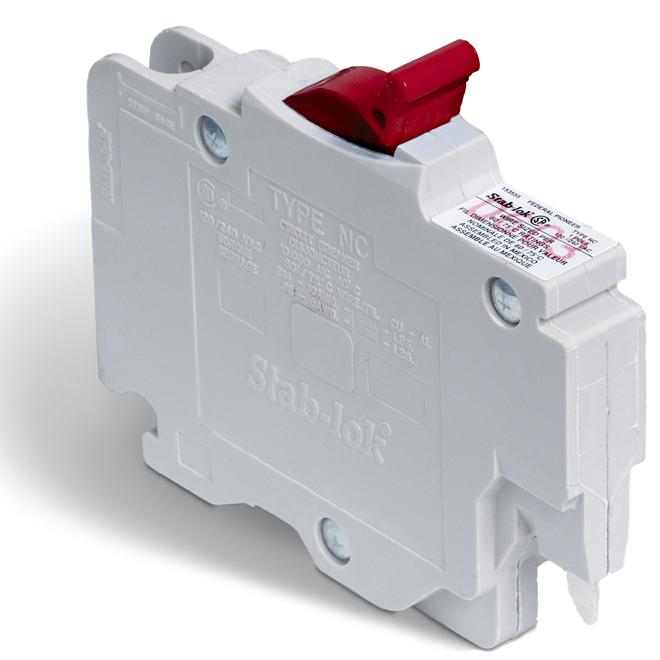 20-A 1P (NC) Circuit Breaker