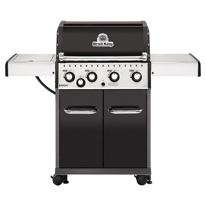 Barbecue au gaz propane, 50 000 BTU, 644 po.ca.