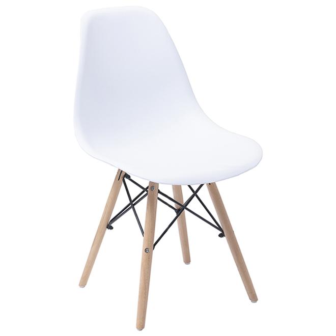Dura Office Chair - Boca - White