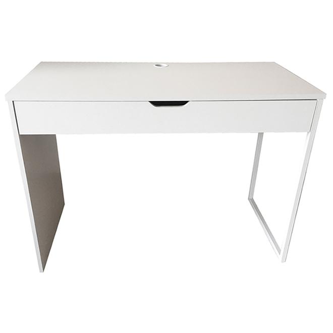 Dura Melamine Desk - White