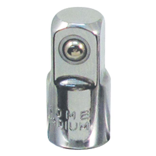"Socket Adaptor - 1/4"" to 3/8"", Steel"