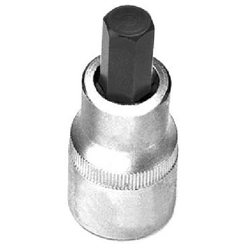 """Douille à embout hexagonal, acier, 3/8"""" x 6 mm"""