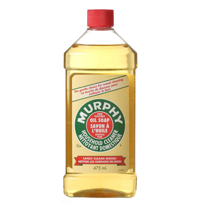 Savon à l'huile végétale, 475 ml