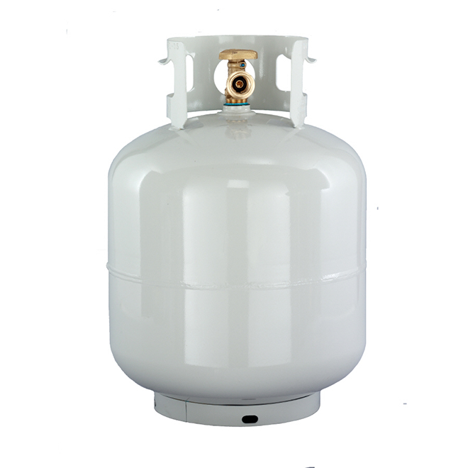 Bonbonne de gaz propane Worthington, acier, 20 lb