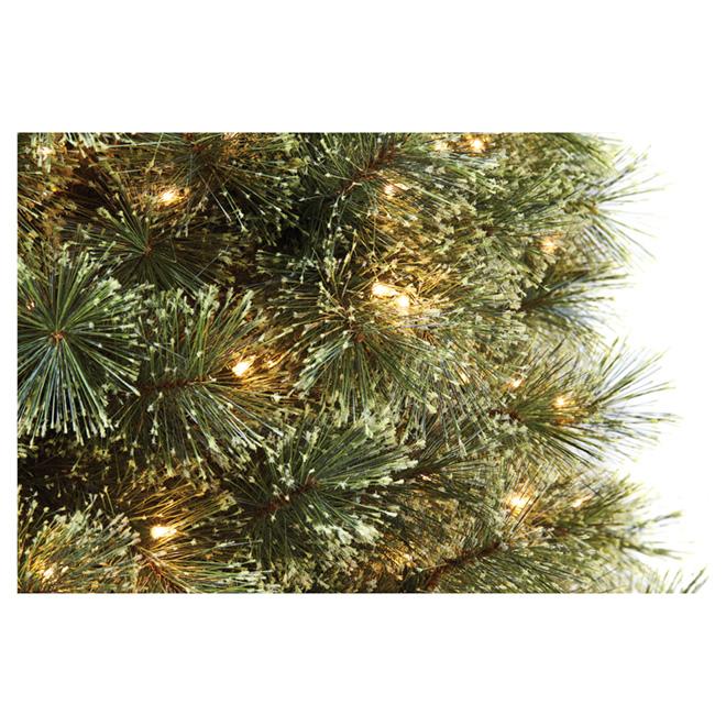 Holiday Living Christmas Tree.Holiday Living 400 Light Christmas Tree 800 Tips 7