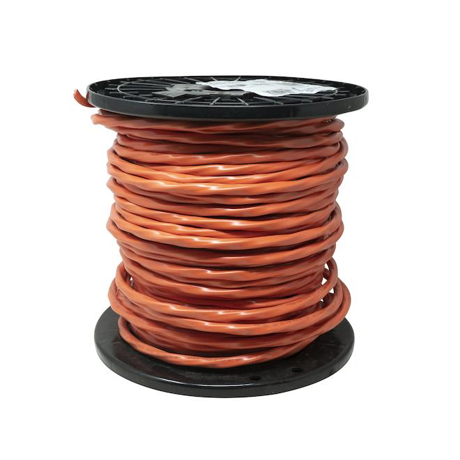 Romex NMD90 10/3 Wire - Orange