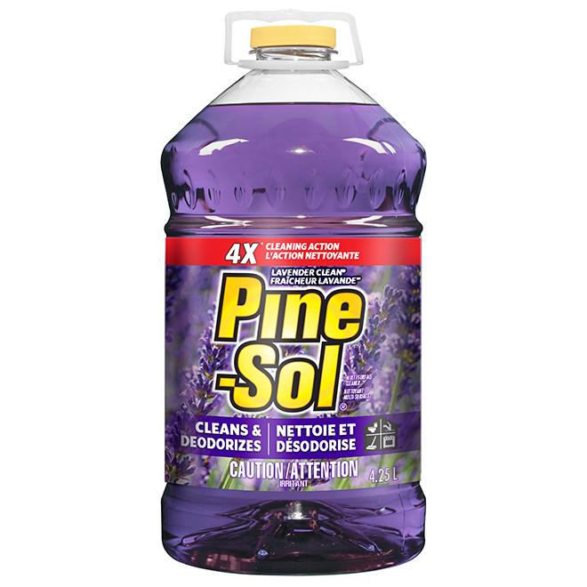 Pine-Sol All Purpose Cleaner - Lavender Clean - 4.25 L