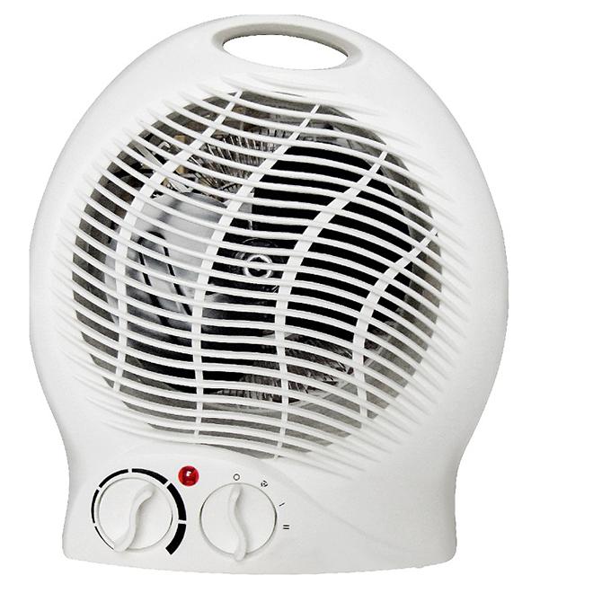 Konwin Portable Heater - 3 Settings - Interior - 1500 W - White