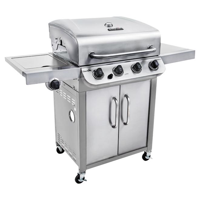 Propane Gas Barbecue - 46,000BTU - 650sq.in.