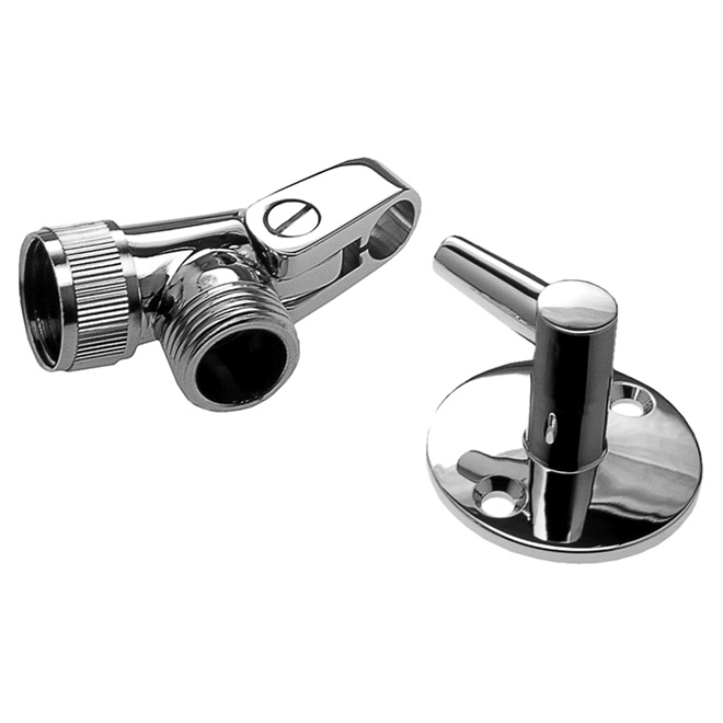 Hand Shower Hook and Bracket Kit