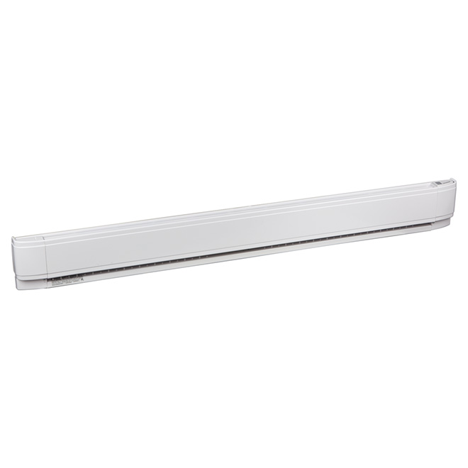 2,500-W Baseboard Heater with Built-in Thermostat