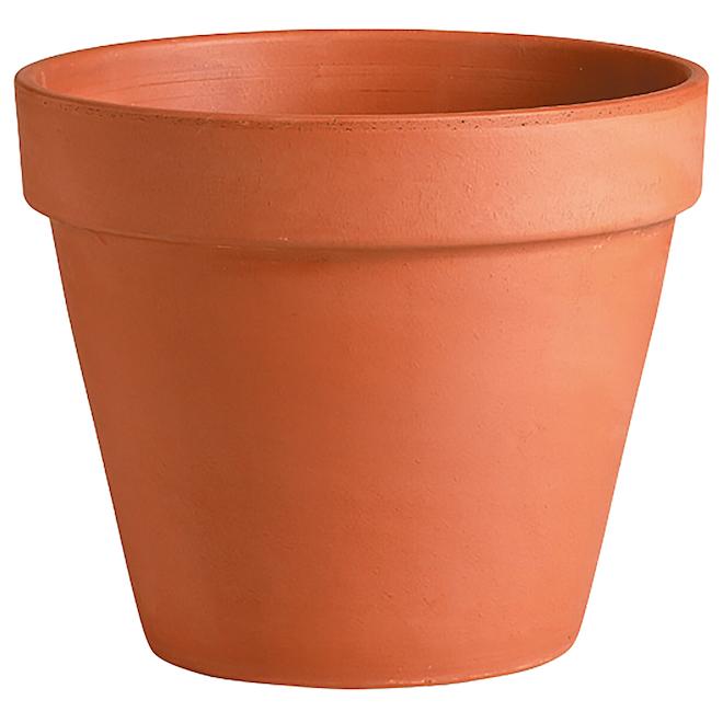 Clay Pot - 11.2 cm - Terracotta